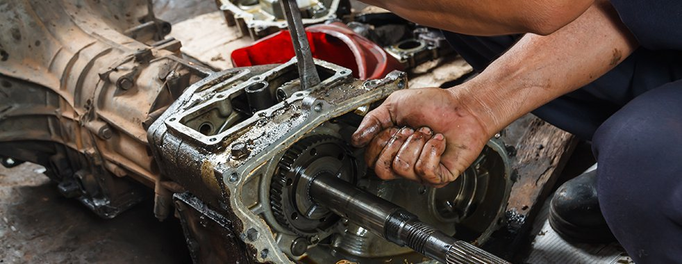Certified technicians at Choice Transmission & Complete Auto Repair
